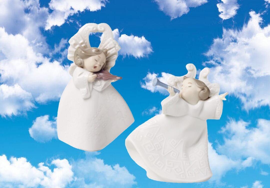 Anioły, aniołki: opiekunowie i duchowi przyjaciele - Frasco