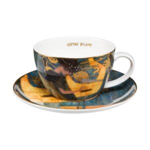 Muzyka filiżanka do herbaty 250 ml Gustav Klimt Goebel