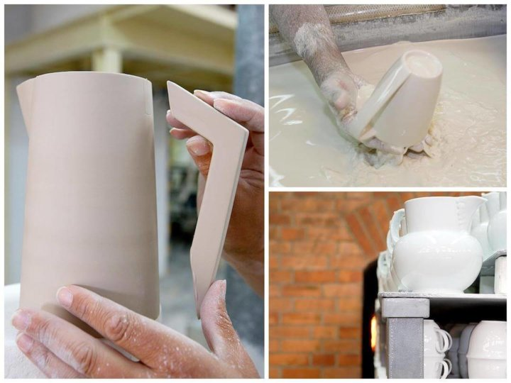 Jak powstają przedmioty z porcelany?