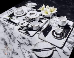 porcelana Vista Alegre Carrara