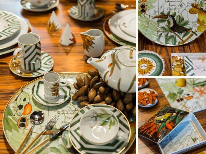 Kolekcja Amazonia – połączenie porcelany z ekologią