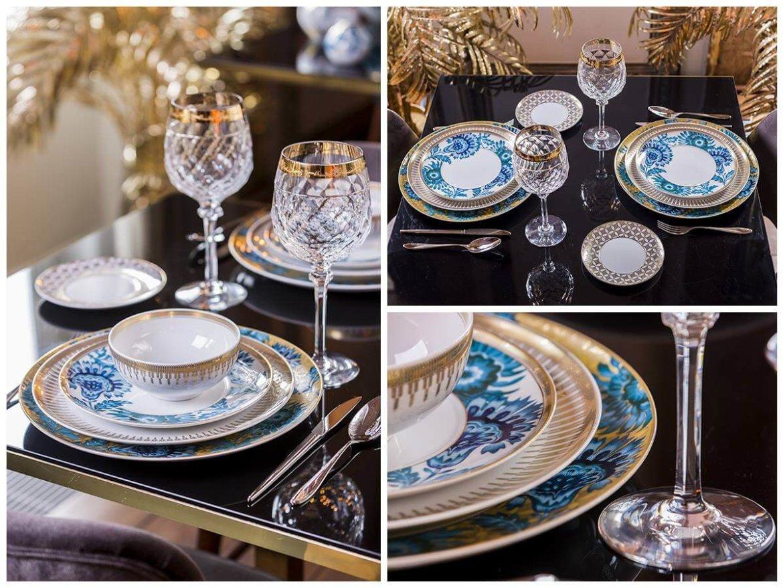 porcelanowa zastawa stołowa Vista Alegre